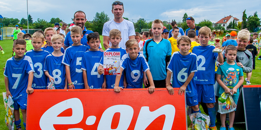 FOTO: E.ON Junior Cup ovl�dly V�tkovice